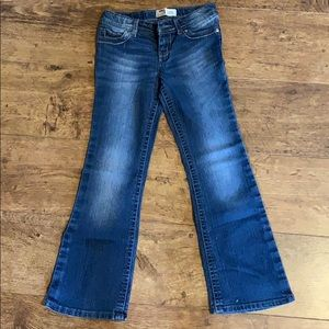 L.e.i blue jeans